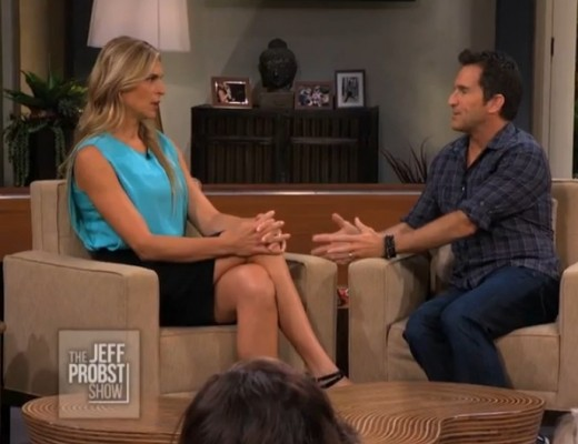 gabby reece on jeff probst