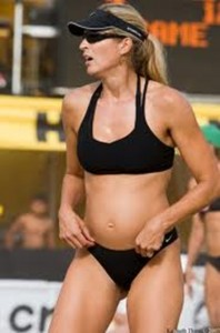 Gabrielle Reece Networth pregnant