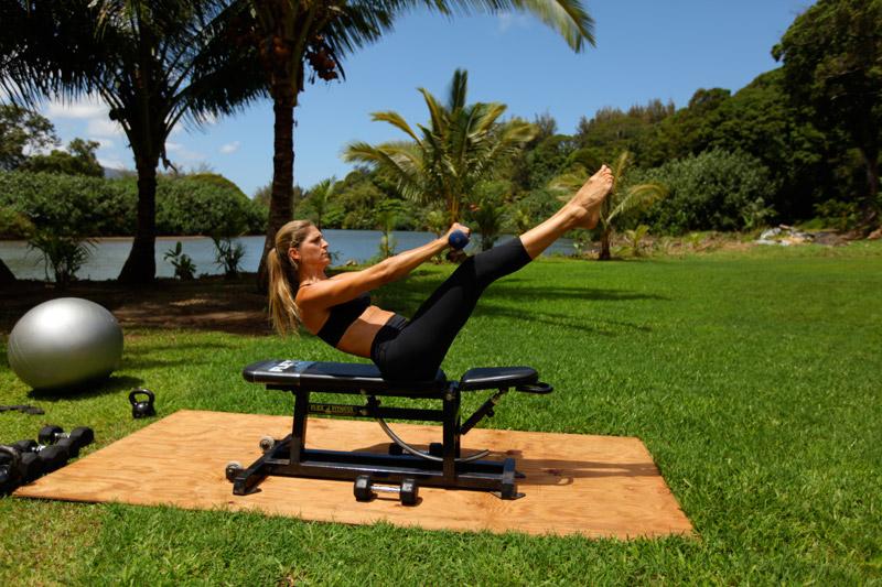 Gabby Reece Fitness
